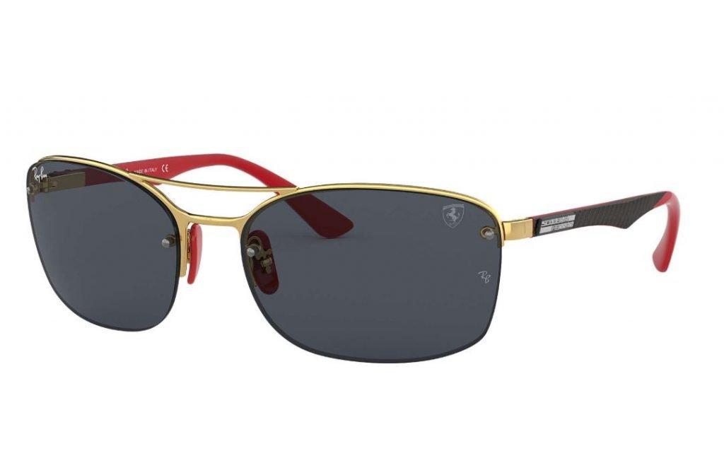 Nuovi occhiali da sole Rayban uomo 2020 oro 1024x655 - Occhiali da Sole Uomo Ray ban Estate 2020