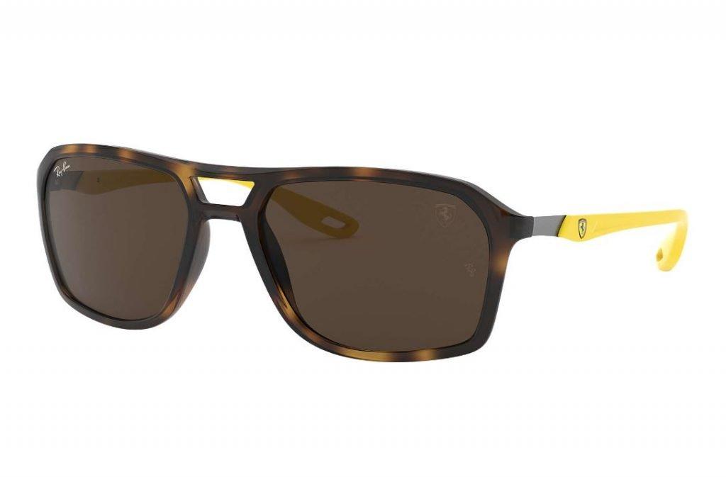 Nuovo Occhiale da sole Ray Ban uomo collezione 2020 modello RB4329M 1024x673 - Occhiali da Sole Uomo Ray ban Estate 2020