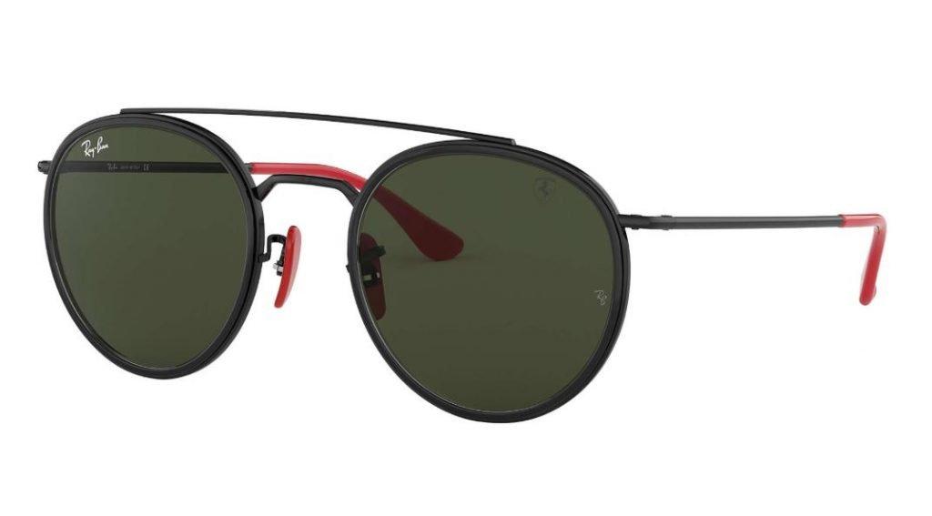 Nuovo modello occhiale da sole Ray ban uomo estate 2020 Scuderia Ferrari Collection 1024x567 - Occhiali da Sole Uomo Ray ban Estate 2020