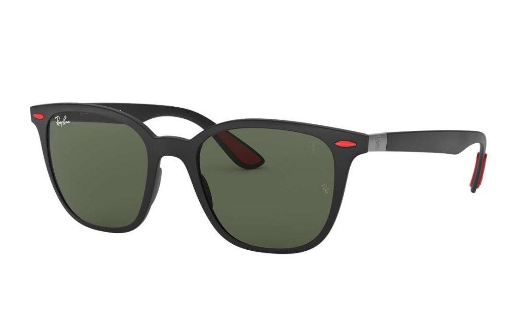 Occhiale da sole Rayban mod RB4297M nero estate 2020 1024x625 - Occhiali da Sole Uomo Ray ban Estate 2020