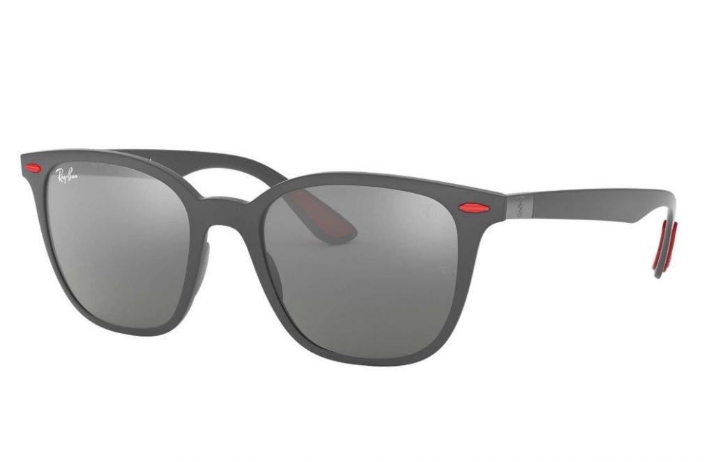 Occhiale da sole Rayban mod RB4297M nero estate 2020 grigio 1024x663 - Occhiali da Sole Uomo Ray ban Estate 2020
