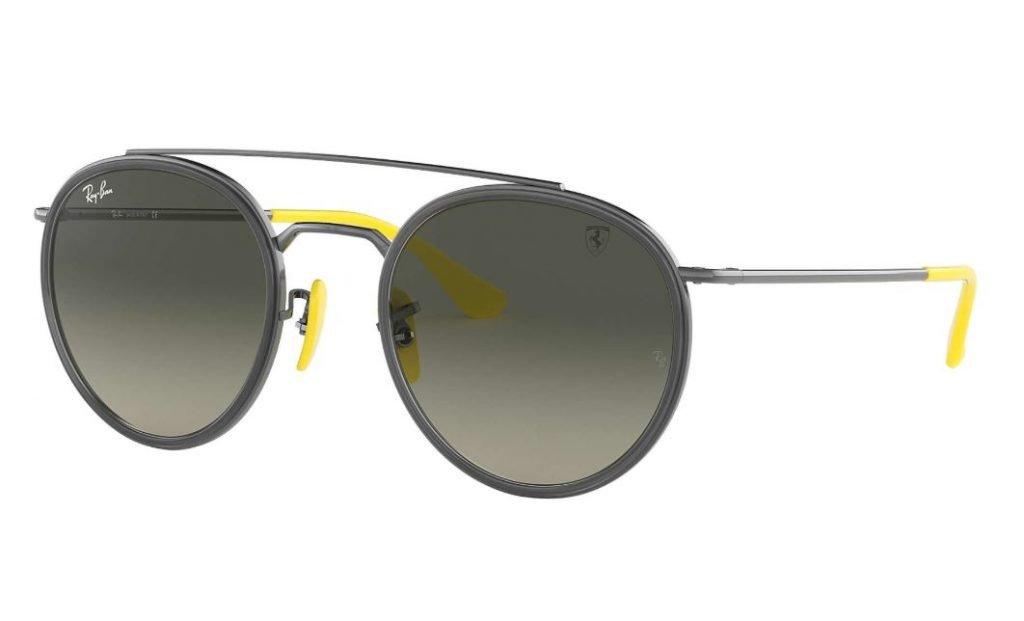Occhiali da sole Ray ban uomo estate 2020 canna di fucile Scuderia Ferrari Collection 1024x621 - Occhiali da Sole Uomo Ray ban Estate 2020
