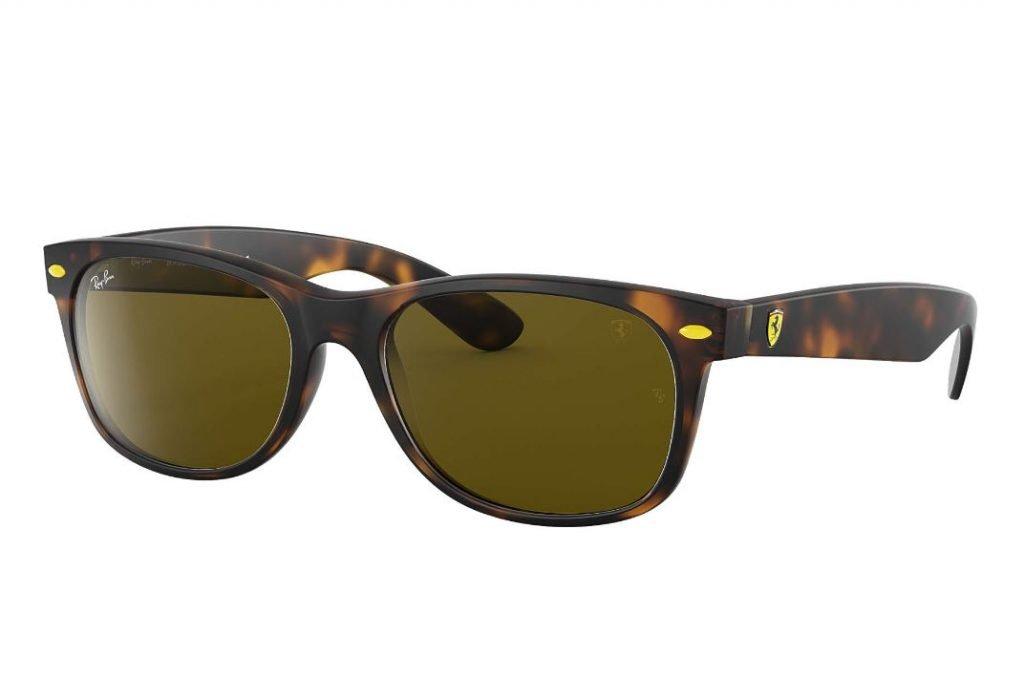 Ray ban New Wayfarer uomo collezione estate 2020 1024x698 - Occhiali da Sole Uomo Ray ban Estate 2020