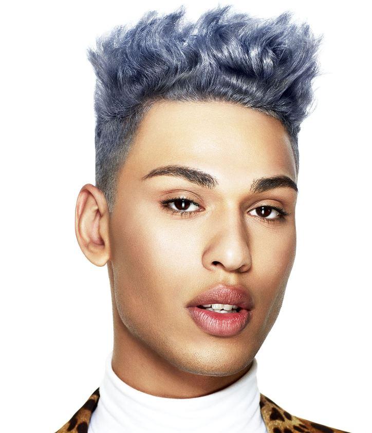 Taglio capelli uomo rasati ai lati e lunghi sopra - Tagli Capelli Uomo Moda 2020