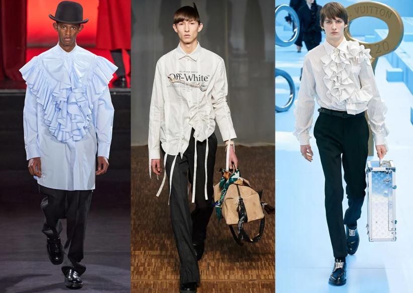 Camicie Uomo originali moda inverno 2020 2021 - Moda Uomo Inverno 2020 2021: Tendenze Abbigliamento