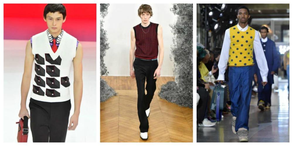 Gilet moda abbigliamento maschile inverno 2020 2021 - Moda Uomo Inverno 2020 2021: Tendenze Abbigliamento