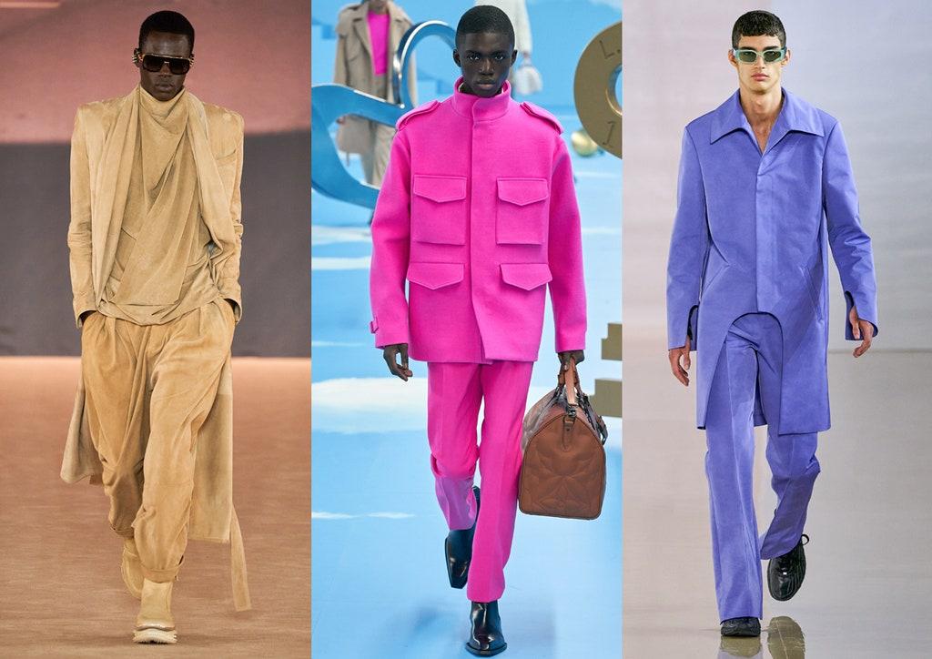 Look monocromatici moda uomo inverno 2020 2021 - Moda Uomo Inverno 2020 2021: Tendenze Abbigliamento