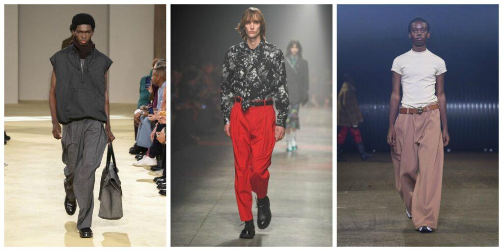 Pantaloni baggy uomo moda inverno 2020 2021 1024x512 - Moda Uomo Inverno 2020 2021: Tendenze Abbigliamento