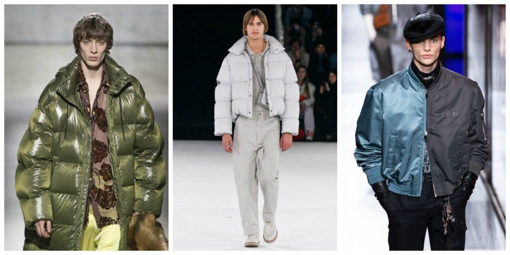 Piumini maschili oversize 1024x512 - Moda Uomo Inverno 2020 2021: Tendenze Abbigliamento
