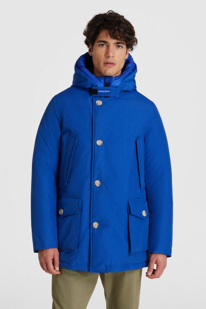 Arctic Parka Woolrich inverno 2021 uomo nuovo colore Deep Blue 683x1024 - Woolrich Parka Uomo Inverno 2020 2021