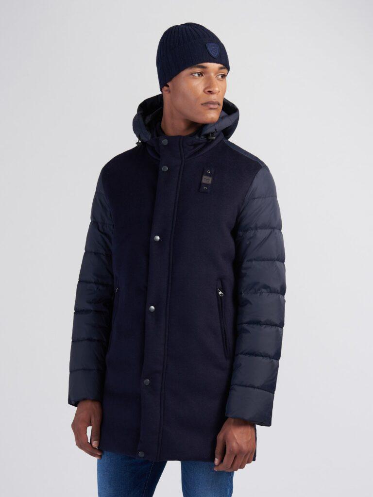 Blauer giaccone lungo uomo inverno 2020 2021 modello Shawn 768x1024 - Piumini Uomo BLAUER Inverno 2020 2021