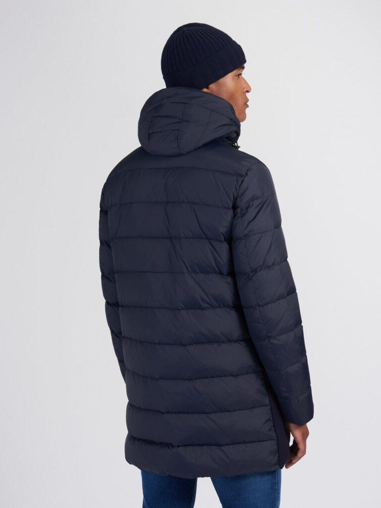 Blauer giaccone lungo uomo inverno 2020 2021 modello Shawn misto lana 768x1024 - Piumini Uomo BLAUER Inverno 2020 2021