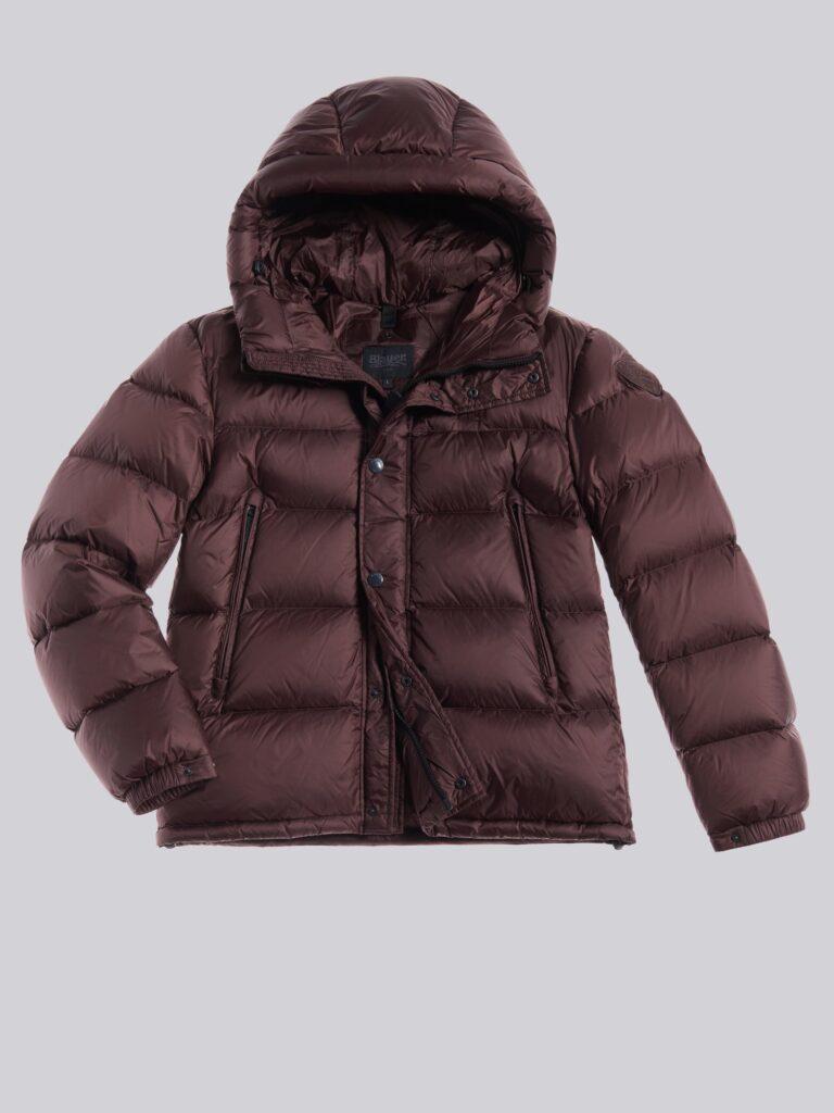 Giubbotto pesante Blauer uomo modello Nicholas inverno 2021 colore marron glace 768x1024 - Piumini Uomo BLAUER Inverno 2020 2021