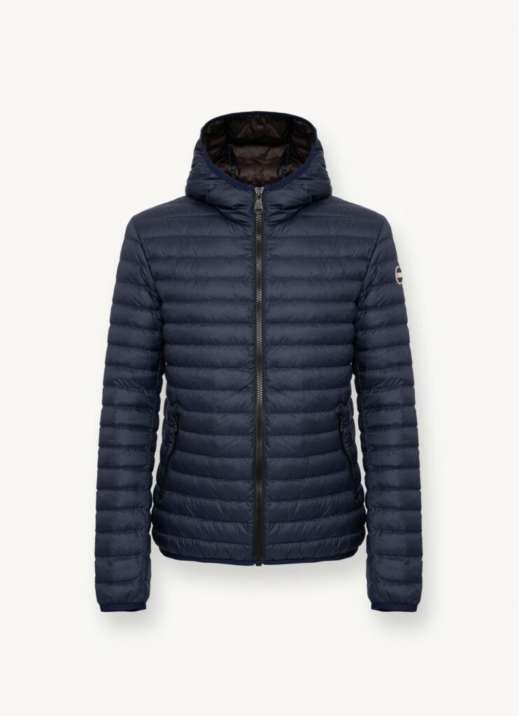 Nuovo colore blu navy piumino Colmar uomo autunno 2020 742x1024 - Colmar piumini leggeri 100 grammi uomo autunno inverno 2020 2021