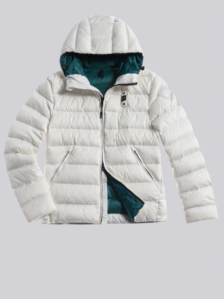 Piumino con cappuccio Blauer collezione inverno 2020 2021 modello Brandon 768x1024 - Piumini Uomo BLAUER Inverno 2020 2021