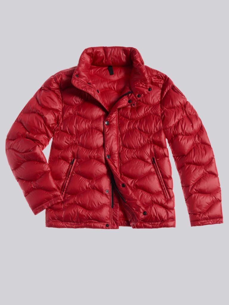 Piumino uomo Blauer modello Adam inverno 2020 2021 colore rosso 768x1024 - Piumini Uomo BLAUER Inverno 2020 2021