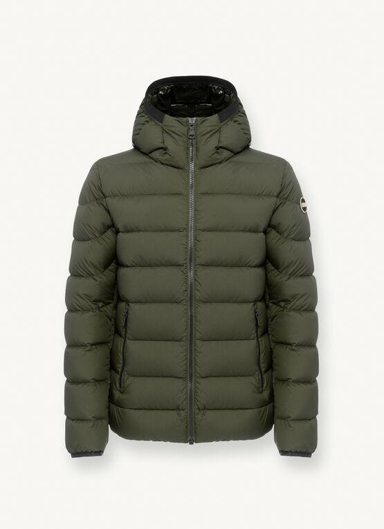 Colmar piumino invernale maschile con cappuccio - Colmar Piumini Uomo Collezione Inverno 2020 2021