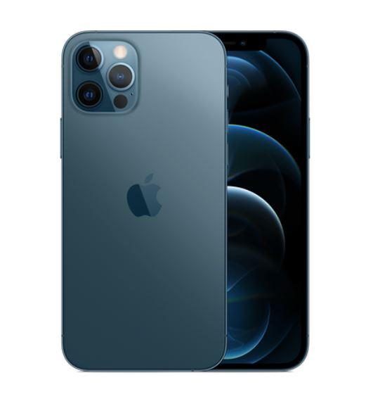 Colore blu pacifico iPhone 12 Pro e 12 Pro Max - Nuovi iPhone 12: Prezzi, Colori e Caratteristiche principali