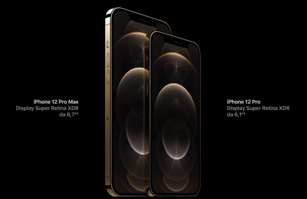 Nuovi iPhone 12 Max e 12 Pro 1024x665 - Nuovi iPhone 12: Prezzi, Colori e Caratteristiche principali