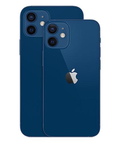 Nuovi iPhone 12 e 12 Mini colore Blu - Nuovi iPhone 12: Prezzi, Colori e Caratteristiche principali