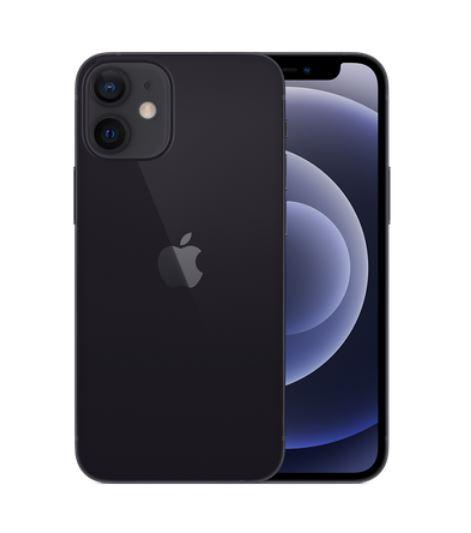 Nuovi iPhone 12 e 12 Mini colore nero - Nuovi iPhone 12: Prezzi, Colori e Caratteristiche principali