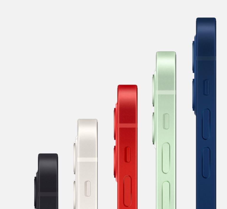 Nuovi iPhone 12 e 12 Mini - Nuovi iPhone 12: Prezzi, Colori e Caratteristiche principali