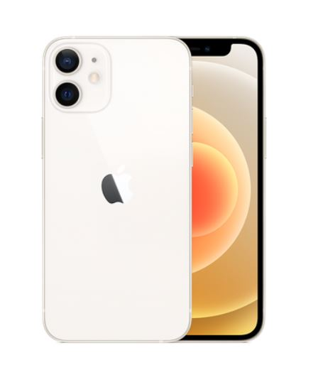 Nuovo iPhone 12 e 12 Mini colore bianco - Nuovi iPhone 12: Prezzi, Colori e Caratteristiche principali