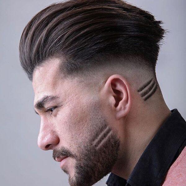 Moda taglio capelli e barba uomo inverno 2020 2021 600x600 - Moda Tagli Capelli Uomo Inverno 2020 2021