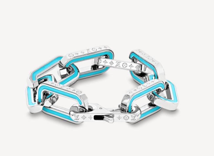 Accessori Uomo firmati Louis Vuitton idea Regalo Natale 2020 - Accessori Uomo Louis Vuitton: Collane e Bracciali a Catena