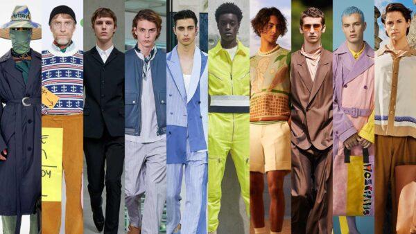 15 Tendenze Moda Abbigliamento Uomo Primavera Estate 2021 600x338 - Moda Uomo Primavera Estate 2021