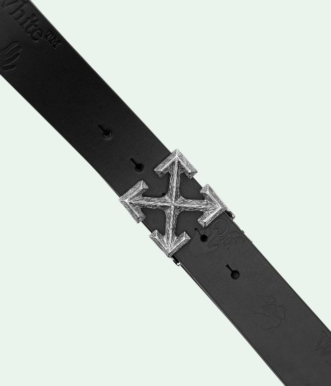 Cintura Uomo in pelle Off White - 15 Cinture Uomo Firmate 2021