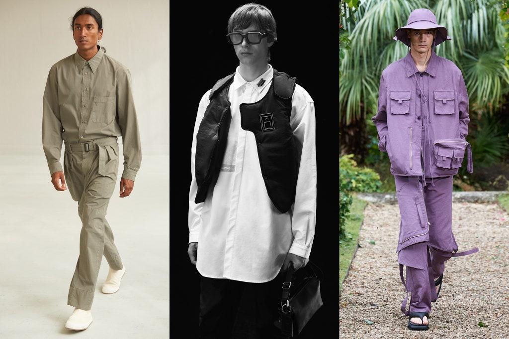 Tendenze Moda Uomo Primavera 2020 Abiti ispirati alle Tute da lavoro - Moda Uomo Primavera Estate 2021