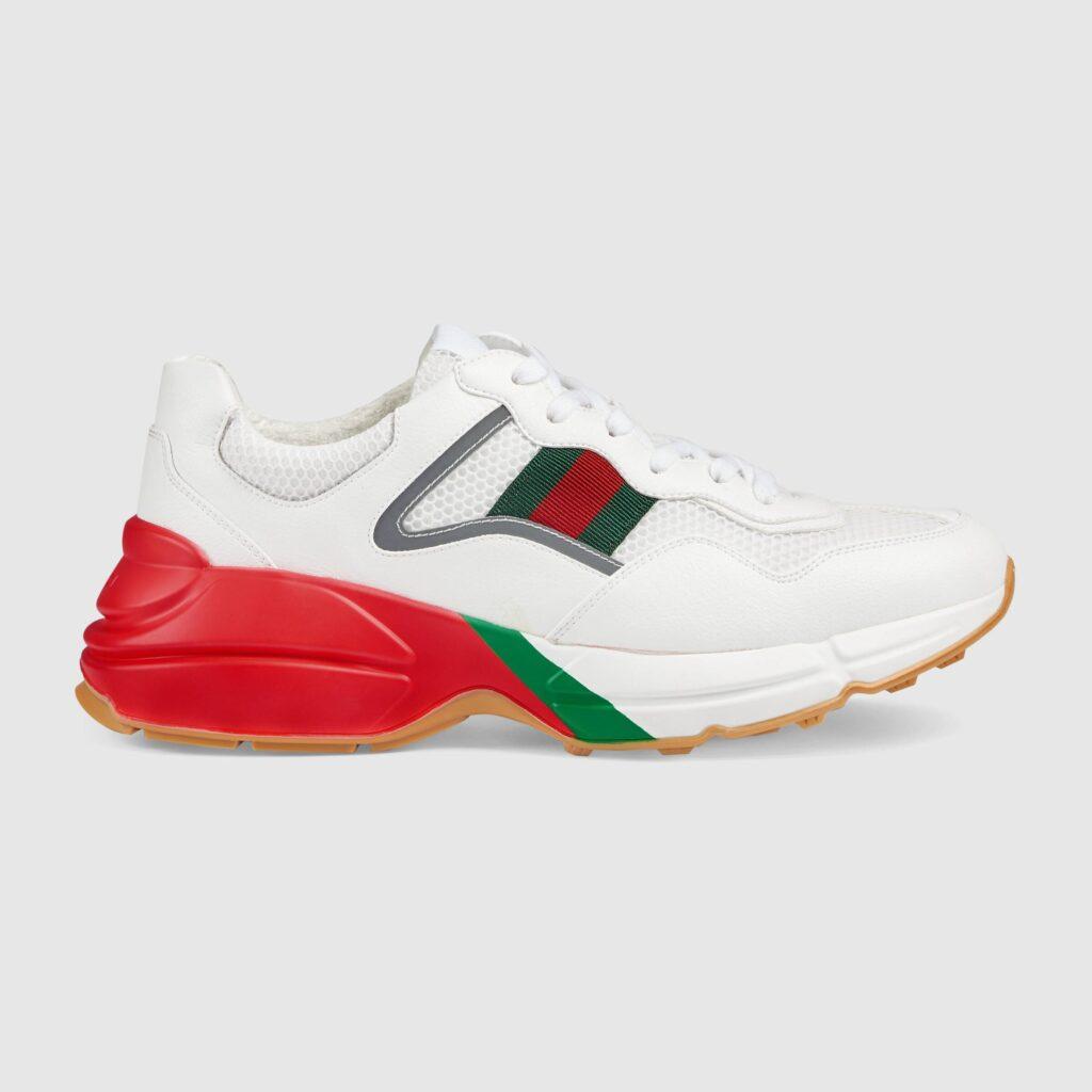 Nuova sneaker Gucci Rhyton uomo primavera estate 2021 1024x1024 - Sneakers Uomo Moda Primavera Estate 2021