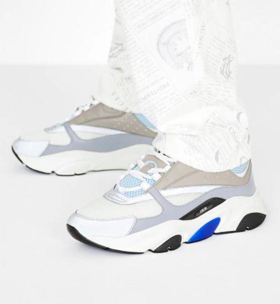 Nuove scarpe DIOR maschili collezione primavera estate 2021 - Sneakers Uomo Moda Primavera Estate 2021