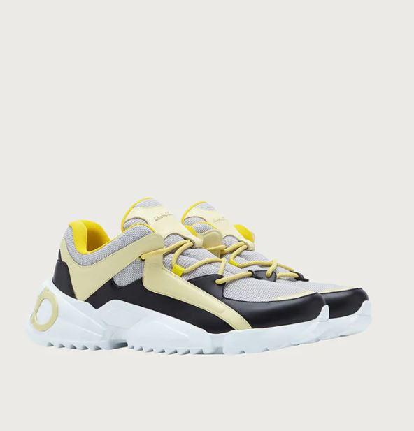 Nuove scarpe Salvatore Ferragamo collezione estate 2021 - Sneakers Uomo Moda Primavera Estate 2021