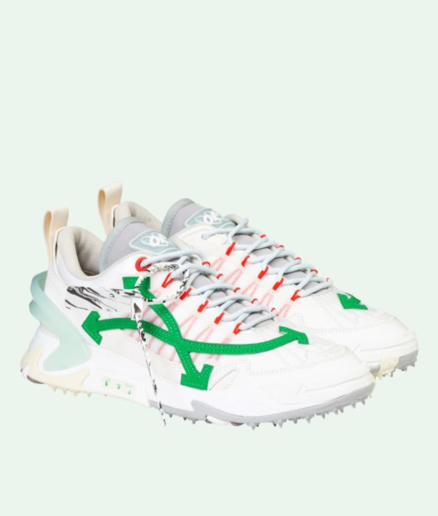 Nuove scarpe uomo Off White modello ODSY 2000 Estate 2021 - Sneakers Uomo Moda Primavera Estate 2021