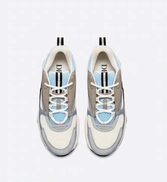 Nuove sneakers Christian Dior da uomo B collezione primavera estate 2021 - Sneakers Uomo Moda Primavera Estate 2021