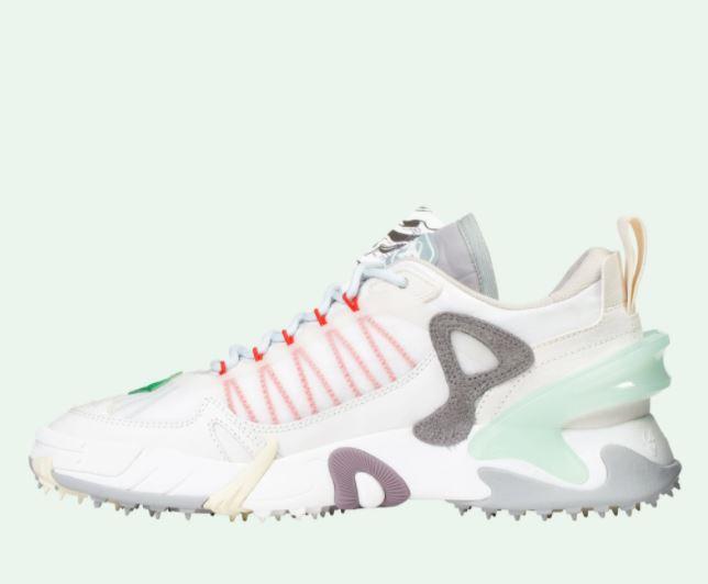 Nuove sneakers Off White maschile primavera estate 2021 - Sneakers Uomo Moda Primavera Estate 2021