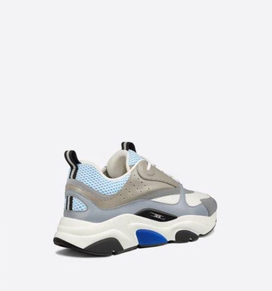 Sneaker Dior da uomo primavera estate 2021 - Sneakers Uomo Moda Primavera Estate 2021