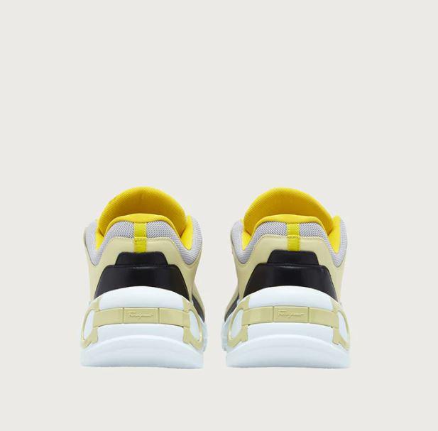 Sneakers Salvatore Ferragamo Estate 2021 - Sneakers Uomo Moda Primavera Estate 2021