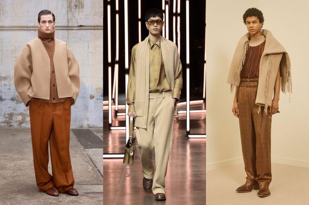 Abbigliamento stile anni 70 Moda Uomo Inverno 2021 2022 1024x682 - Tendenze Moda Abbigliamento Uomo Inverno 2021 2022