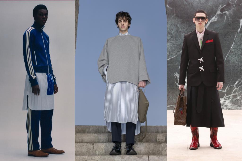 Camicie lunghe Moda Invernale Maschile 1024x682 - Tendenze Moda Abbigliamento Uomo Inverno 2021 2022