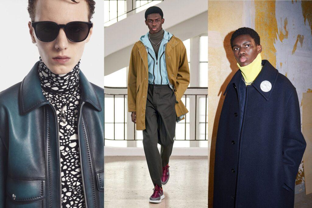 Dolcevita a collo alto moda uomo  1024x682 - Tendenze Moda Abbigliamento Uomo Inverno 2021 2022