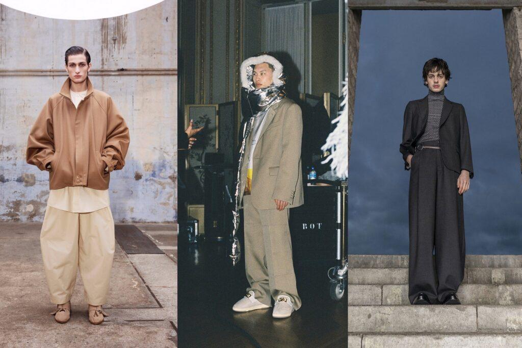 Pantaloni extra large Moda Maschile Invernale 2021 2022 1024x682 - Tendenze Moda Abbigliamento Uomo Inverno 2021 2022